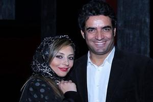 تبریک عاشقانه یکتا ناصر برای تولد منوچهر هادی همسرش +تصاویر