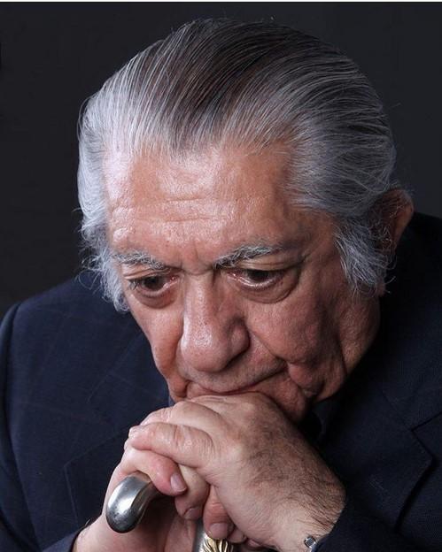 درگذشت عزت الله انتظامی