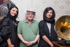 مراسم بزرگداشت فریدون جیرانی با حضور هنرمندان مطرح سینما +تصاویر