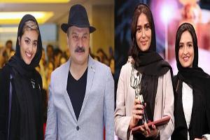 حضور هنرمندان مشهور در هجدهمین جشن حافظ و معرفی برگزیدگان +تصاویر