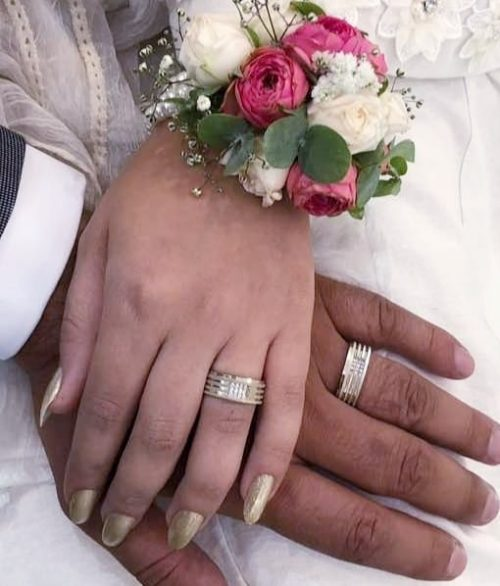 ازدواج مونا غمخوار