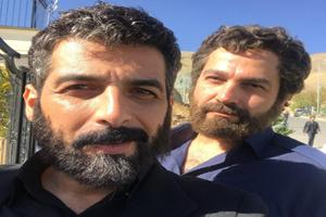 دلنوشته آرش مجیدی برای حمید گودرزی دوست و همکارش +تصاویر