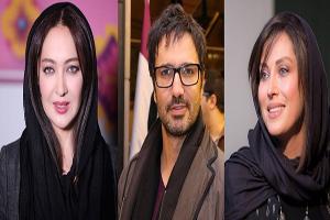 ستاره های محبوب ایرانی که برای اولین بار شبکه نمایش خانگی را تجربه میکنند +تصاویر