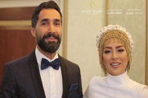 عاشقانه های سمانه پاکدل و هادی کاظمی بعد از ازدواج +تصاویر