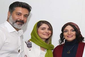 مهمان های ویژه الهام پاوه نژاد در اجرای نمایش کافه پولشری +تصاویر
