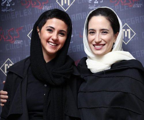 اکران مردمی فیلم سینمایی گرگ بازی با حضور چهره های مشهور +تصاویر