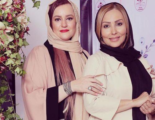 تبریک خاص چهره ها برای تولد پرستو صالحی بازیگر ایرانی +تصاویر