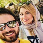 عکس های متفاوت بابک جهانبخش خواننده پاپ و همسرش پریا در کیش