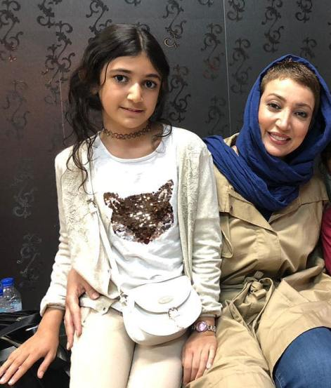 , عکس های نگار عابدی در کنار دخترش اما با مدل موی کوتاه, آخرین اخبار ایران و جهان و فید های خبری روز