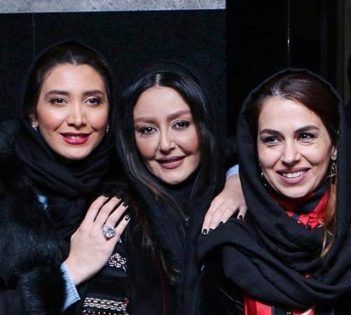 اکران خصوصی فیلم لس آنجلس تهران با حضور چهره های مطرح سینما +تصاویر