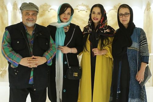 دلنوشته متفاوت مهراوه برای تولد ملیکا شریفی نیا خواهرش +تصاویر