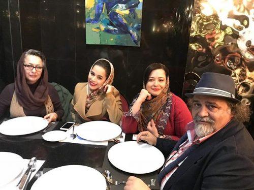 تولد ملیکا شریفی نیا