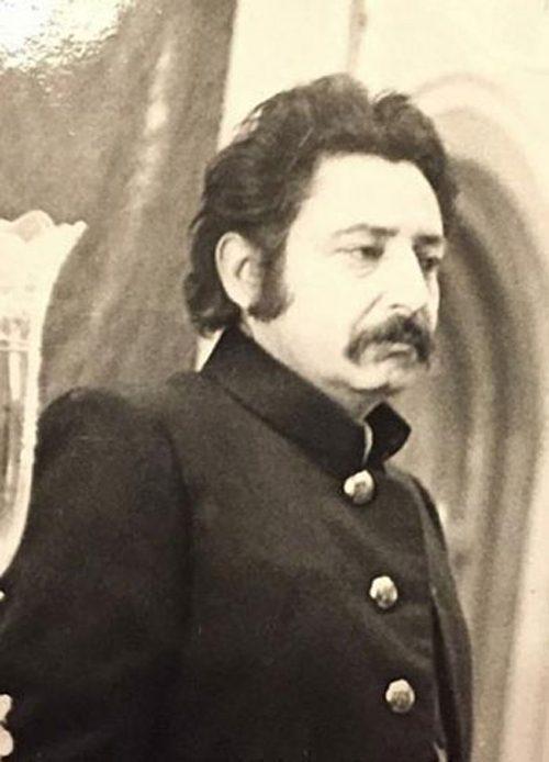 جمشید مشایخی بازیگر