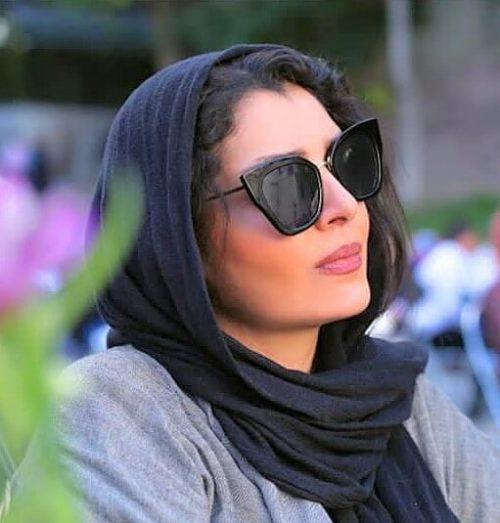 ساره بیات بازیگر و سلبریتی کم حاشیه ایرانی در تله روباه! +تصاویر