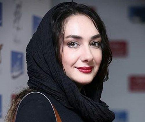 عکس های هانیه توسلی در اکران فیلم سینمایی گرگ بازی