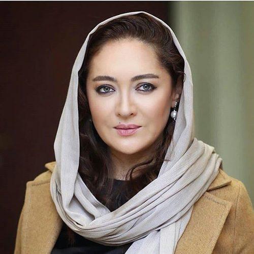 نیکی کریمی بازیگر مطرح کشورمان در اکران مردمی آستیگمات +تصاویر