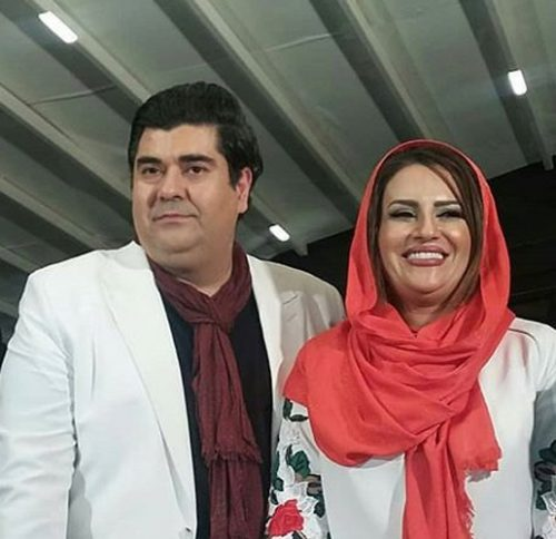 جشن تولد سالار عقیلی با حضور چهره ها از استاد ایرج تا شبنم قلی خانی و همسرش +عکس