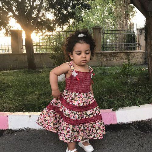 سوفیا دختر یکتا ناصر