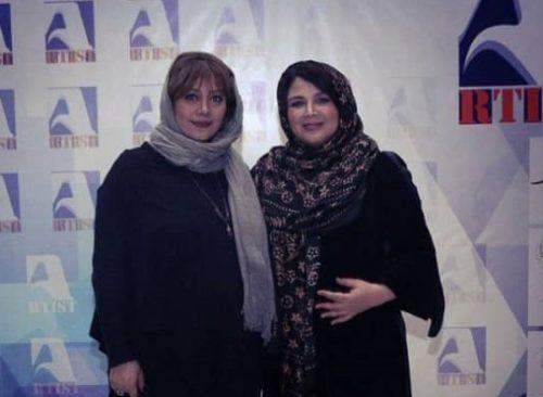 عکس های شهره سلطانی و همسرش