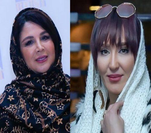 عکس های شهره سلطانی و همسرش در رونمایی از اپلیکیشن آرتیست و با حضور چهره های سرشناس