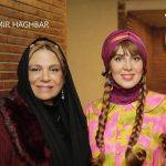 مهمان های ویژه لیلا بلوکات در نمایش شیروانی داغ +تصاویر
