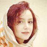 گریم متفاوت و زیبای نازنین بیاتی در نمایش خروس لاری +تصاویر