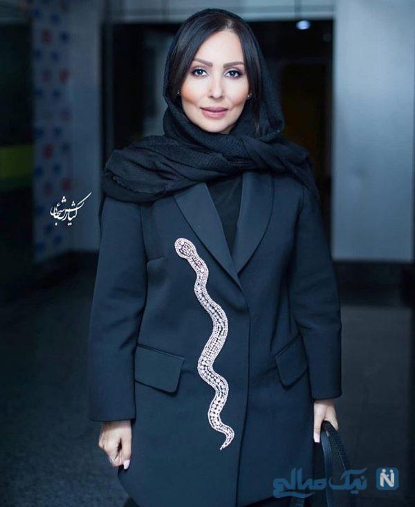ازدواج پرستو صالحی بازیگر