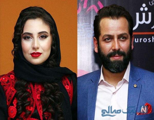 چهره های مشهور در مراسم اکران خصوصی فیلم سینمایی ترانه +تصاویر
