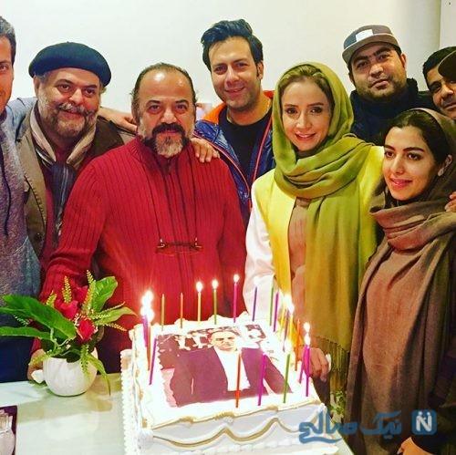 دلنوشته جواد افشار کارگردان سرشناس به مناسبت تولد 50 سالگی اش +تصاویر