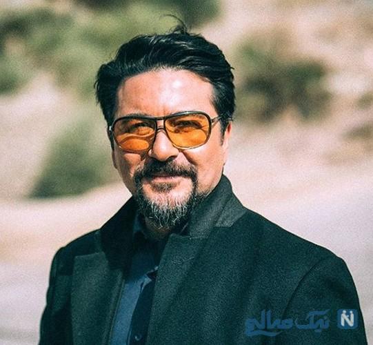 مراسم عقد امیرحسین صدیق بازیگر کشورمان با حضور خانم کارگردان +تصاویر