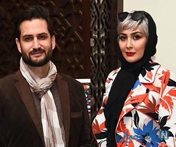 چهره های معروف ایرانی در مراسم رونمایی از پوستر نمایش مرگ فیدل +تصاویر