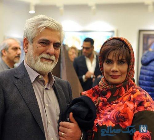 میهمانان خاص حراج تهران از الناز شاکردوست تا چهرههای سیاسی +تصاویر