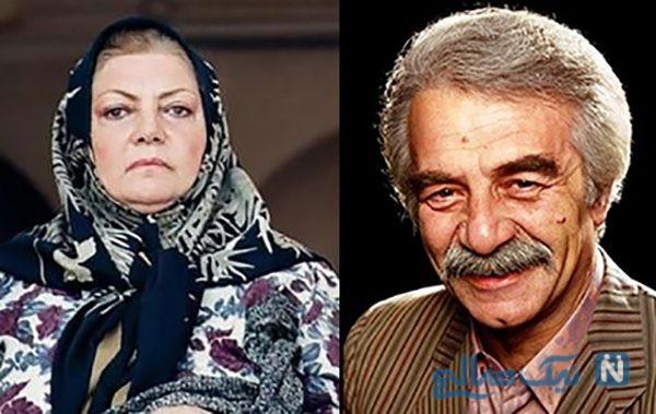 یادی از کمدین های ایرانی سینما و تلویزیون که دیگر در بین ما نیستند +تصاویر