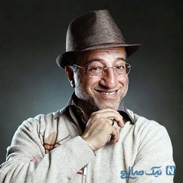 گفتگوی متفاوت با علیرضا خمسه بازیگر ایرانی در روز تولد ۶۶ سالگی اش +تصاویر