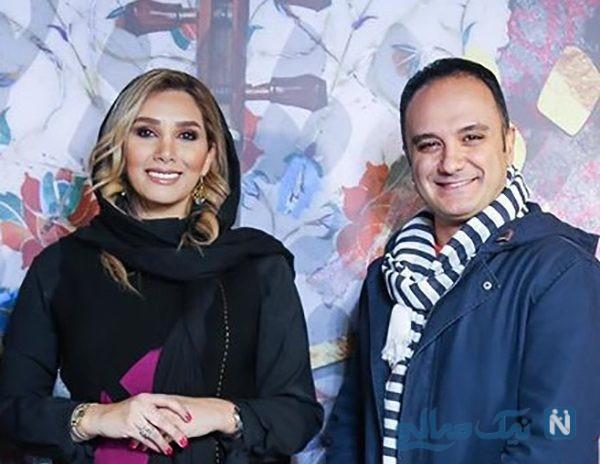هنرمندان در مراسم رونمایی از آلبوم گروه نوشه احسان کرمی از بهنوش طباطبایی تا گلاره عباسی +تصاویر