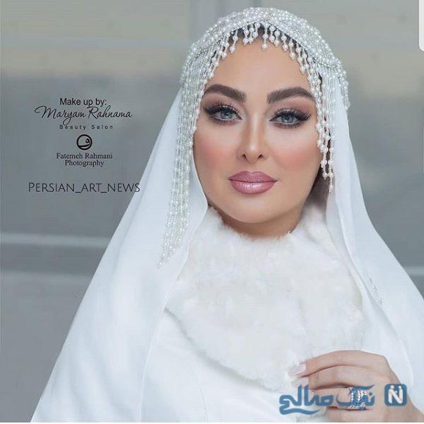 عروسی الهام حمیدی