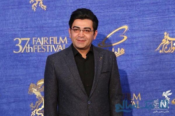 خوشتیپ های روز نهم جشنواره فیلم فجر ۹۷ از جواد عزتی و همسرش تا پریناز ایزدیار