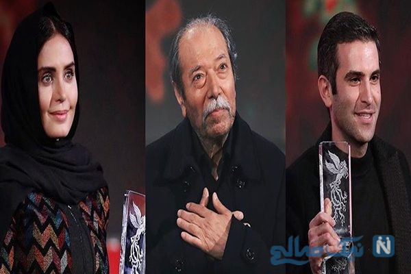 تبریک متفاوت چهره های مشهور به برندگان سیمرغ بلورین جشنواره فیلم فجر+تصاویر
