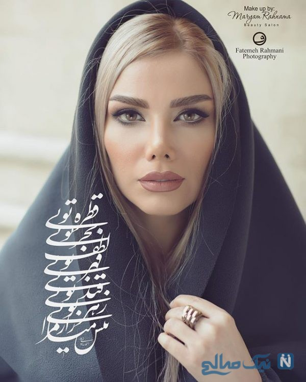 دختر مهران غفوریان