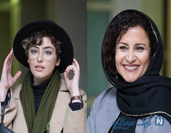 حواشی اختتامیه جشنواره فجر ۹۷ از تیپ جنجالی ریحانه پارسا تا بعض زیبای الناز شاکردوست +تصاویر