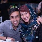 بازیگران مشهور زن در افتتاحیه سالن زیبایی فاطمه گودرزی بازیگر ایرانی +تصاویر
