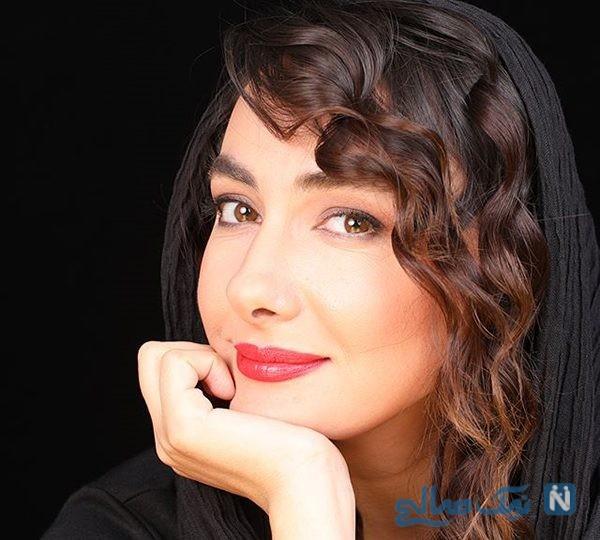 عکس های هانیه توسلی بازیگر ایرانی در سفر به جزیره قشم