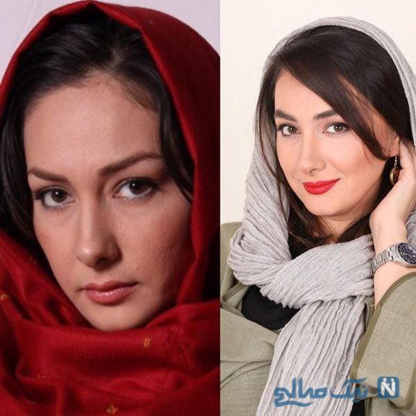 عکس های هانیه توسلی بازیگر