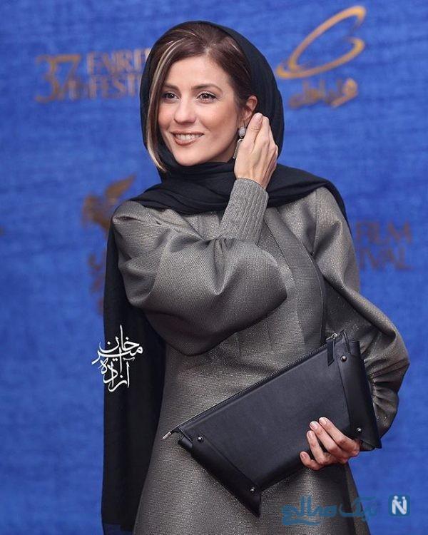 تصاویر شیک پوش های روز ششم جشنواره فیلم فجر ۹۷ از بهرام رادان تا لیلا حاتمی
