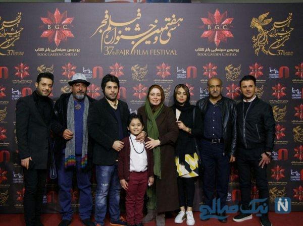 روز پنجم جشنواره فیلم فجر