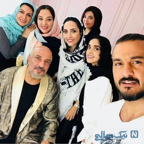 الهه حصاری بازیگر سریال