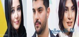 اکران خصوصی فیلم ژن خوک از حضور بی سابقه سهیلی ها تا تیپ جنجالی بازیگران زن +تصاویر