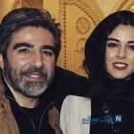 چهره ها در مراسم ختم خشایار الوند از شیوا خنیاگر تا مهران مدیری +تصاویر
