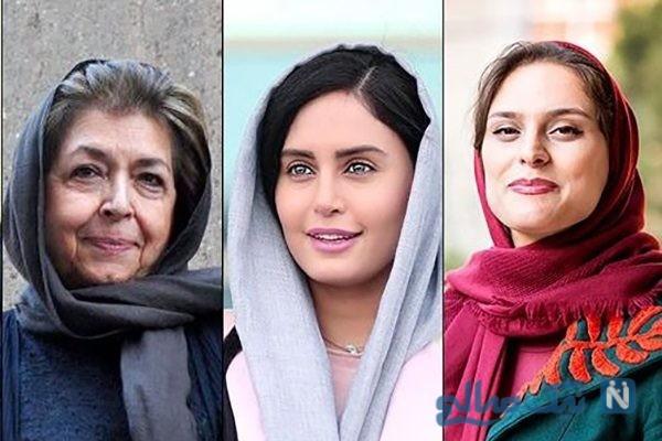 تاثیرگذارترین زنان هنر ایران در سال ۹۷ از سلبریتیشدن در ۷۴سالگی تا بازگشت سیمین +تصاویر
