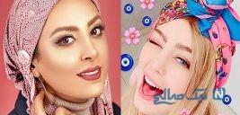 تبریک عید ۹۸ توسط چهره های معروف از تبریک خانواده قوچان نژاد تا پریناز ایزدیار و محمدرضا گلزار